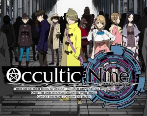 6 Animes parecidos a Occultic;Nine