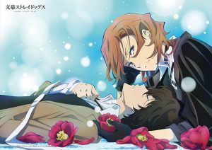 [Honey's Crush Wednesday] 5 Chuuya Nakahara Highlights (Bungou Stray Dogs Season 2)