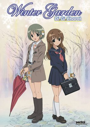 Di Gi Charat Winter Garden dvd
