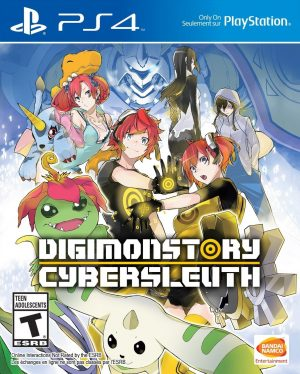 Digimon Story Cyber Sleuth game