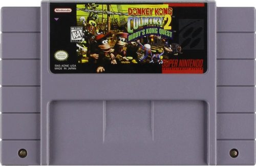 donkey-kong-country-2-diddys-kong-quest-game