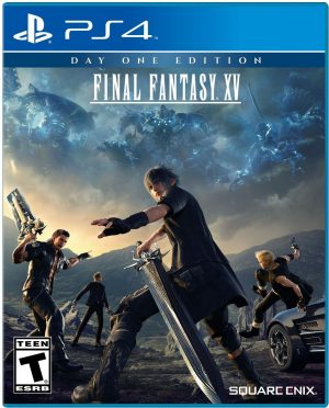 Final Fantasy XV - PlayStation 4 Review