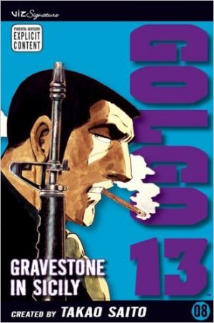 Golgo 13 manga