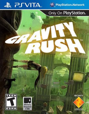 6 Games Like Gravity Rush [Recommendations]