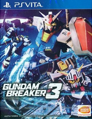 Gundam-Breaker-3-game-wallpaper-700x394 Top 10 Action-adventure Anime Games [Best Recommendations]