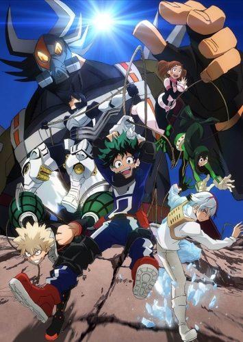 HeroAc-355x500 Boku no Hero Academia Unaired Episode Coming Soon!