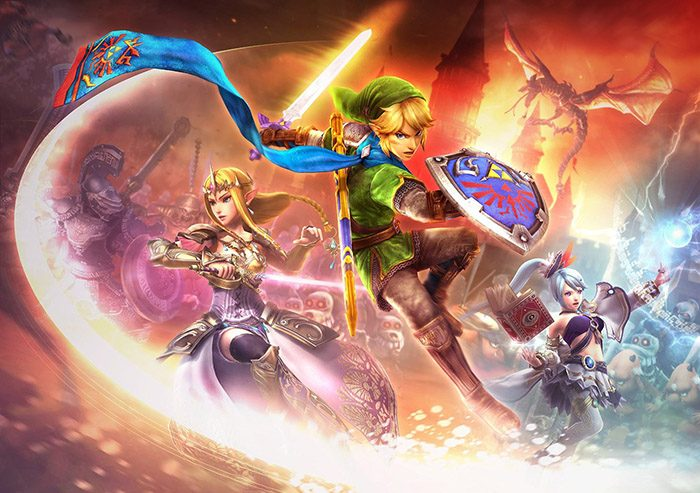 Hyrule-Warriors-game-wallpaper-700x493 Top 10 Nintendo Wii U Game OSTs [Best Recommendations]