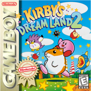 Kirby's Dreamland 2 game