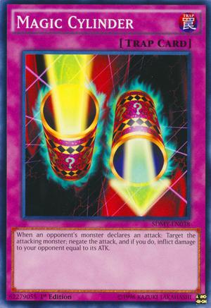 Magic Cylinder Yu-Gi-Oh