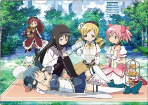 mahou-shoujo-magika-madoka-wallpaper1-560x315 Top 10 Anime Magical Girls [Japan Poll]