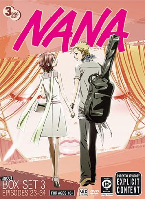 Nana dvd