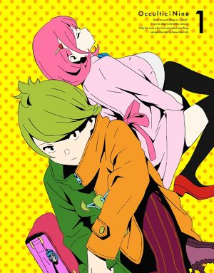 Occultic;Nine dvd