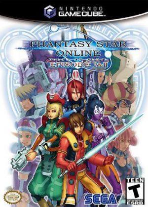 Phantasy Star Online Episode I & II game