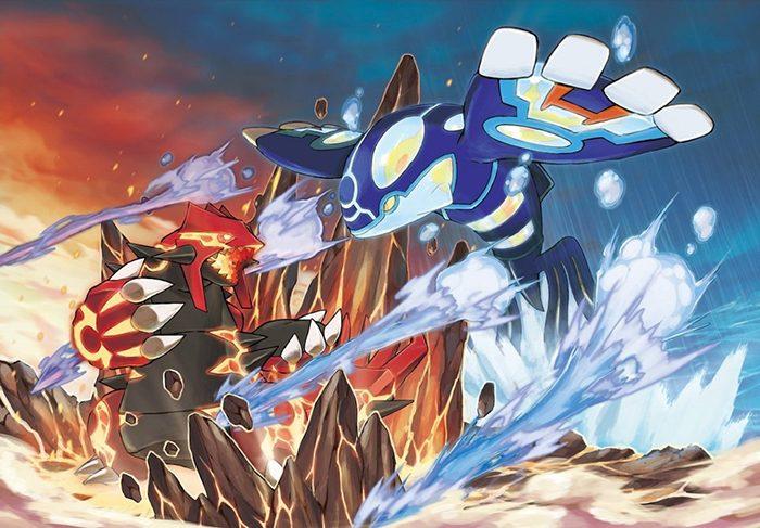 Pokémon Alpha Saphir wallpaper