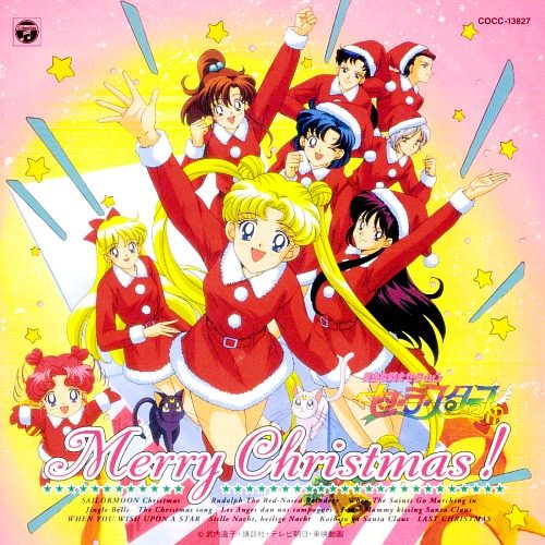 Sailormoon-wallpaper-500x500 [Editorial Tuesday] Christmas in Anime: How It Is Viewed