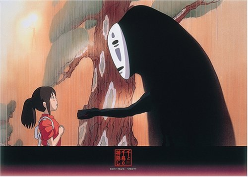 Sen to Chihiro no Kamikakushi Spirited Away wallpaper