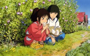 5 Reasons Why Chihiro and Haku from Spirited Away Will Meet Again