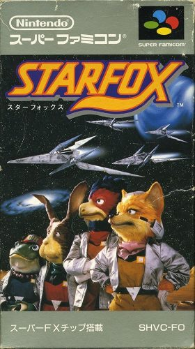 star-fox-game