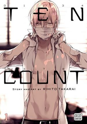 Ten-Count-manga-300x427 Rihito Tarakai's BL Series Ten Count Announces Anime [Update: Officially Coming 2020 + Teaser PV Out!]