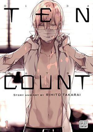 Ten Count manga