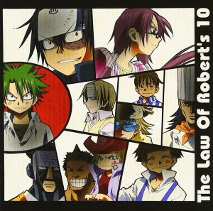 Top 10 Memorable The Law of Ueki Characters