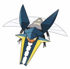 Top 5 Bug Pokemon in Sun and Moon