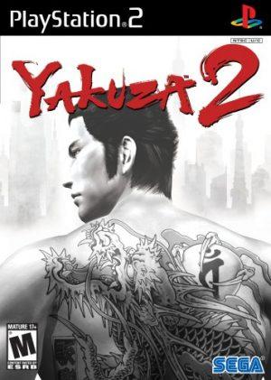 Yakuza 2 game