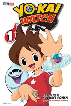 Youkai Watch manga