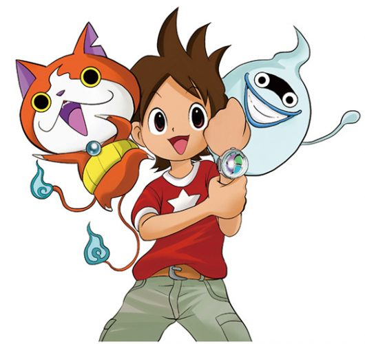 Youkai Watch manga wallpaper