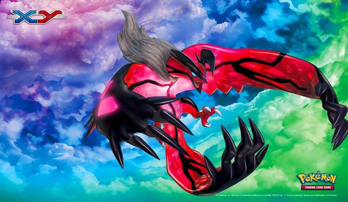 Yveltal pokemon wallpaper 2