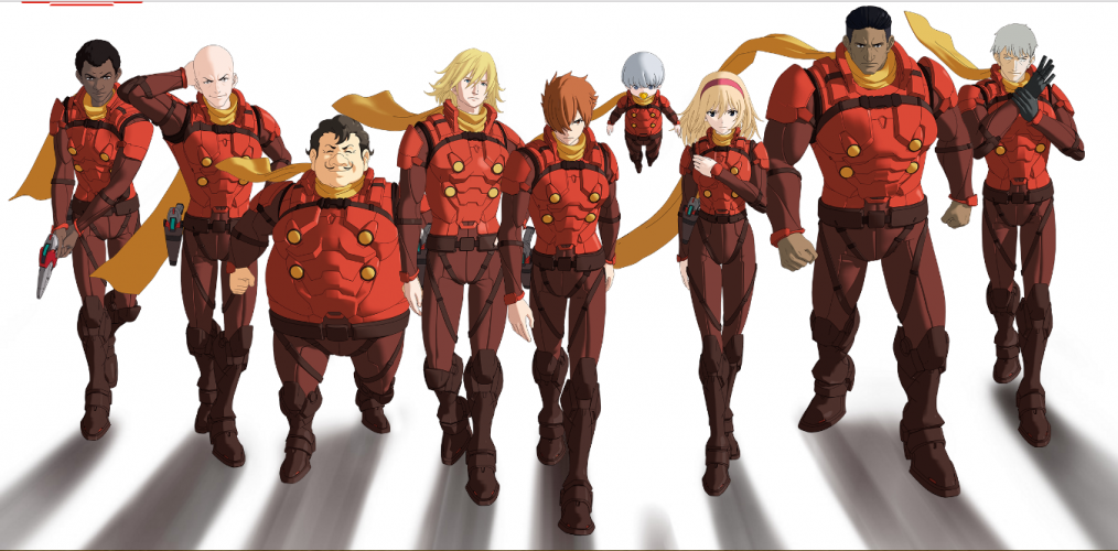 call-of-justice-1014x500 Cyborg 009: Call of Justice Gets New PV