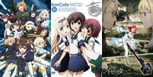 [Girls of War Fall 2016] Liked Kancolle? Watch This!