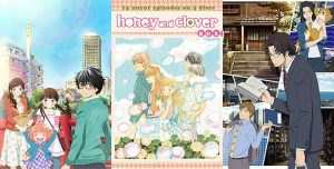 [Slice of Life Fall 2016] Like Honey and Clover? Watch This!