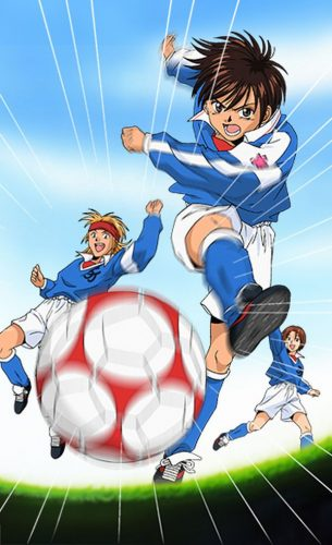 key-visual-305x500 Soccer Anime Whistle Gets Reboot!