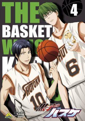 kuroko no basket dvd 3