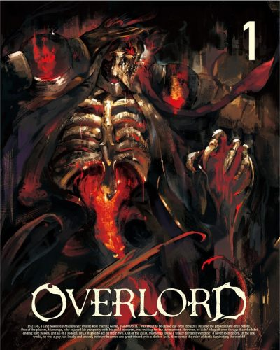overlord-dvd-momonga-400x500 Second Overlord Movie Reveals Key Visual!