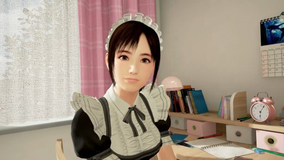 summer-lesson-maid-2-560x315 PS VR Summer Lesson: Second Feel PV Revealed, Maid Outfits Coming December