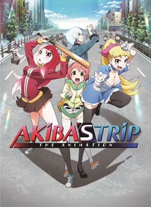 6 Animes parecidos a Akiba's Trip The Animation