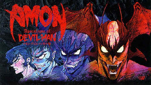 Amon-Devilman-wallpaper The Many Forms of Devilman