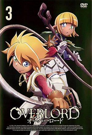 Aura-Bella-Fiora-Overlord-dvd-1-300x437 Los 10 mejores elfos del anime