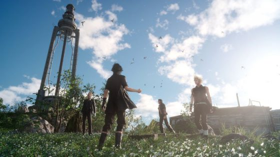 FINAL-FANTASY-XV-wallpaper-1-560x315 Square Enix Reveals Initial STADIA Lineup