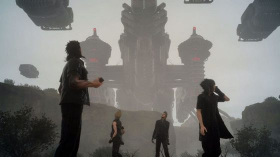 Final-Fantasy-XV-game-300x372 Final Fantasy XV - PlayStation 4 Review