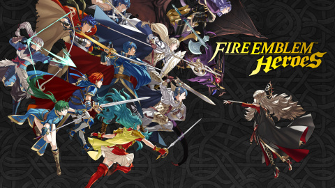 Fire-Emblem-Heroes Fire Emblem Games Coming to Mobile, Nintendo Switch, Nintendo 3DS