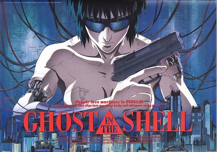 Ghost-in-the-Shell-wallpaper In What Order Should You Watch Ghost in the Shell? - Part 1