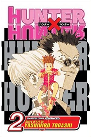 Hunter-x-Hunter-manga-300x450 6 Manga Like Hunter x Hunter [Recommendations]