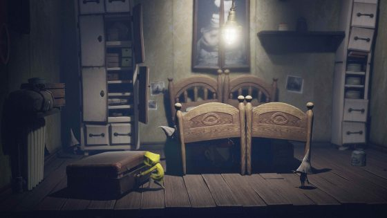 Little-Nightmares-Key-Visual-560x379 Multiple Forms of Fear in Little Nightmares
