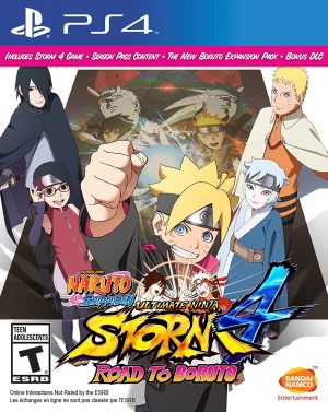 Naruto-Ultimate-Ninja-Storm-4-game-dvd-700x394 Top 10 Anime Games with Online Capabilities [Best Recommendations]