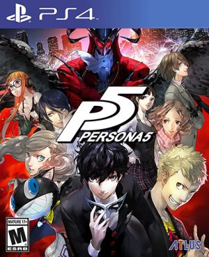 Persona 5 - Playstation 4 Review