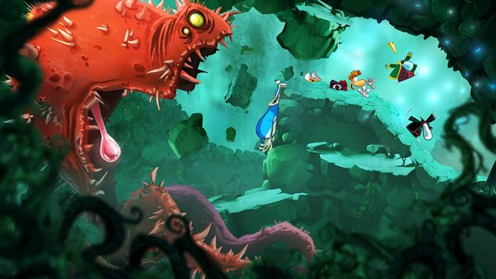Rayman-Origins-wallpaper-700x394 Top 10 Side-scrolling Anime Games [Best Recommendations]
