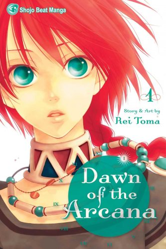 Reimei-no-Arcana-manga Reimei no Arcana (Dawn of the Arcana) Vol. 7 Manga Review